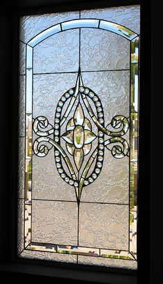 Stained Glass Door, Glass Artwork, Glass Window Art, Beveled Glass, Stained Glass, Glass Design, Door Glass Design, Window Glass Design, Stained Glass Panels