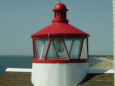 Bass River Lighthouse Lantern, #Massachusetts #MA http://joefollansbee.com/photos/lighthouses/
