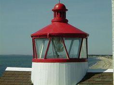 Bass River Lighthouse Lantern, #Massachusetts #MA http://joefollansbee.com/photos/lighthouses/