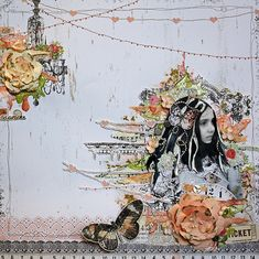 All the Wonder **Prima Winter CHA** - Scrapbook.com
