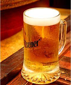 Cerveza Pilsener - Restaurante El Mirador