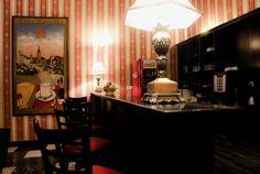 Hotel Zlaty Lev Zatec #lobby bar Lobby Bar, Vanity, Mirror, Furniture, Home Decor, Dressing Tables, Powder Room, Decoration Home, Room Decor