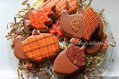 thanksgiving cookie - Bing Images