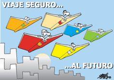 Viaje seguro al futuro! #libros #lectura #forges