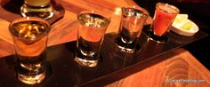 DISNEY RECIPE: La Cava del Tequila Sangrita!
