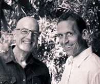 Karel Schelfhout & Mig, authors of The Bio Grow Book