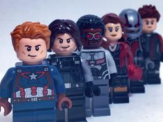 Team Cap. by legojear