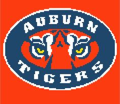 Looking for your next project? You're going to love Auburn Tigers Graph by designer Celina86.