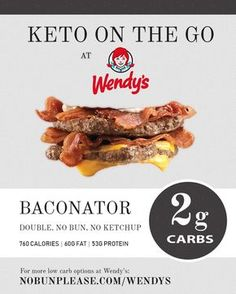 nobunplease.com keto-on-the-go-low-carb-options-at-wendys