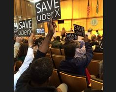 Saving UberX: Does Social Media Make an Impact? - http://dashburst.com/saving-uberx-social-media/