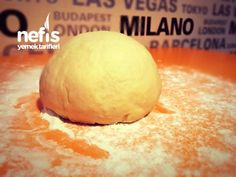 İtalyan Pizza Hamuru