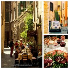 Italian Summers by Lisa, Roma.  Creative work Lisa, Italian Summers Photocredits unknown