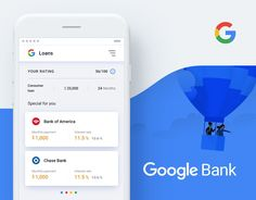 """Check out this @Behance project: """"Google Bank Application Concept"""" https://www.behance.net/gallery/55664029/Google-Bank-Application-Concept"""