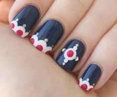 Nautical Nails |