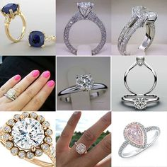 Interesting to see which of my custom made rings were a favorite...I definitely have more than 9 on my list, but thank you all for your support and patronage. There's some really cool designs coming next year. #edwardavedis #2015bestnine #santamonica #engagement #rings #jewelry #happynewyear #nye #2016