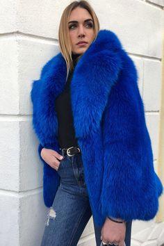 PELZ PELZMANTEL JACKE MILANO FASHION FUCHS MANTEL FUR COAT FOX VOLPE лиса шуба | Clothes, Shoes & Accessories, Women's Clothing, Coats & Jackets | eBay!