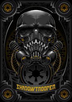Kick-ass Illustrations by Blackout Brother | Abduzeedo Design Inspiration