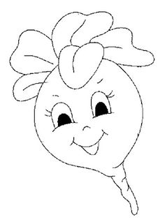Smart fruits and vegetables coloring pages Animal Coloring Pages, Coloring Pages For Kids, Coloring Sheets, Adult Coloring, Coloring Books, Vegetable Coloring Pages, Vegetable Drawing, Picture Templates, Funny Fruit