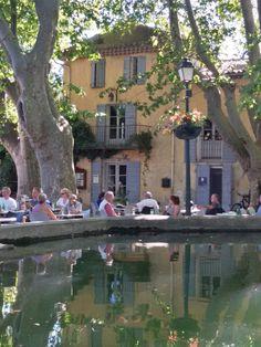Cucuron provence, France