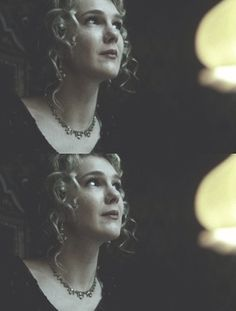 Lily Rabe from American Horror Story.  She's so darned cute.