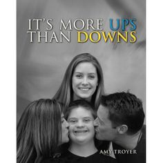 It's a book of inspirational stories from families who have a child or loved one who also happens to have Down Syndrome. These families share the fears they had originally, but most importantly they share how those fears were put to rest and they see the blessings they have been given.  This book came together out of the author's desire to reach those entering this journey and those giving the diagnosis to new parents to remember, these children are special in their abilities.