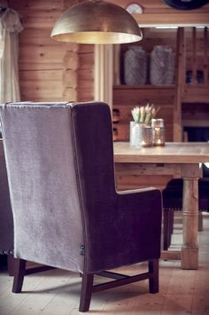 Tomines hjem: Kjøkken på hytta