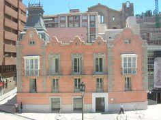 Palacio Riquelme .Cartagena Murcia Spain.