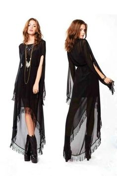 For Love & Lemons Wild Horses Dress. It's a bit gothic and a bit boho which makes it wonderfully witchy. Witch Fashion, Dark Fashion, Gothic Fashion, Boho Fashion, Fashion Beauty, Womens Fashion, Style Fashion, Alternative Rock, Alternative Fashion