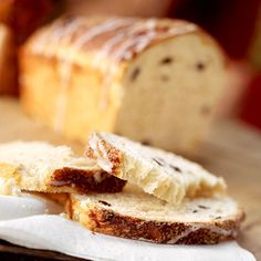 Julekage (Danish Christmas Fruit Loaf)
