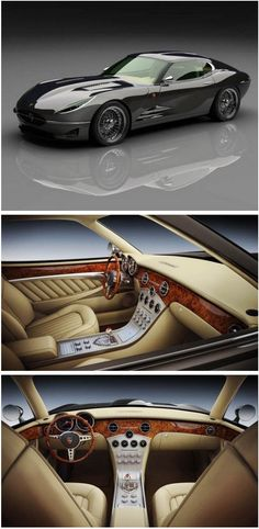 The new Jaguar E-Type