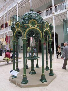 Victorian Water Fountain