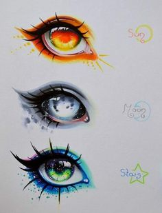 Tattoo sketches 842454674022900209 - Sun moon stars and sky HEY BABY HEY WHAT YOU WANT! (studio c reference) ☄— Visit our art's shop here —☄ art art unbelievable art drawings art painting Source by JustAnHappyBoy Amazing Drawings, Beautiful Drawings, Amazing Art, Beautiful Eyes, Pencil Art Drawings, Cute Drawings, Drawing Sketches, Hipster Drawings, Random Drawings