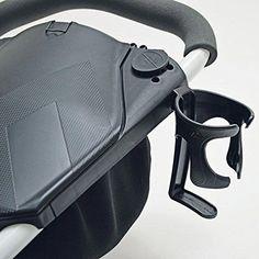 UK Golf Gear - Big Max Golf Accessory Bottle Holder, Black