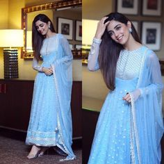 Presenting New 6000 Series Quality Ek level UP Code :- Name :- Maya Ali top Bottom With Duppta gorgette *# . Pakistani Dresses Casual, Indian Gowns Dresses, Pakistani Bridal Dresses, Pakistani Dress Design, Kurta Designs, Kurti Designs Party Wear, Designer Party Wear Dresses, Indian Designer Outfits, Designer Clothing