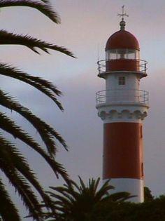 Swakopmund Lighthouse Swakopmund Erongo Namibia -22.676031,14.524138