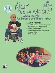 This-wonderful-book-allows-Moms-and-Dads-to-help-develop-musical-skills-in-their-2-3-year-olds-while-sharing-special-time-with-their-children-Lynn-Kleiner-master-educator-has-written-about-30-songs-and-activities-that-are-fun-and-easy-to-do-at-home-or-in-a-learning-center-classroom-environment-Many-photographs-are-included-that-explain-the-lessons-at-a-glance