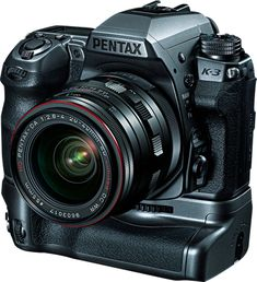 "New PENTAX K3 ""Prestige Edition"""