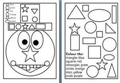 Free Printable Worksheets for Early Years/KS1 2D shape. Includes recognising shapes, drawing shapes, counting shapes and finding 2D shapes in our environment.