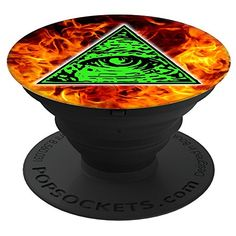 Shane Dawson Illuminati Fire PopSockets Stand for Smartphones  Tablets * Continue to the product at the image link. (This is an affiliate link)