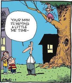 Sometimes #moms just need a 5 minute break!  #mom #kids #children #motherhood #parenting