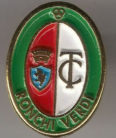 DISTINTIVO PINS BADGE TORINO CALCIO CLIP RONCHI VERDI CLUB