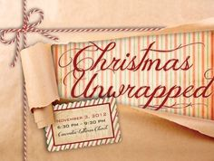 Greentree Community Church > Events > Christmas Unwrapped