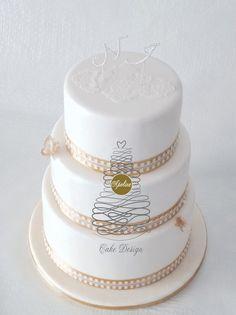 Wedding Cakes, Desserts, Design, Wedding Gown Cakes, Tailgate Desserts, Deserts, Cake Wedding, Postres, Dessert