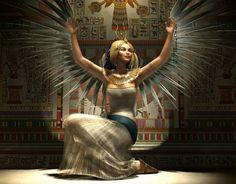 50 ANOS RUBI-um blog totalmente esotérico.: ORAÇÃO DEUSA ÍSIS - MITOLOGIA EGÍPCIA