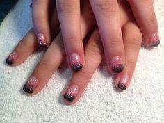 Shellac beau with sparkle additive