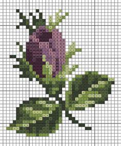 flowers cross stitch 's patterns Crossstitch embroidery puntodecruz cross sttitch Handembroidery Cross Stitch Cards, Cross Stitch Rose, Cross Stitch Borders, Cross Stitch Flowers, Counted Cross Stitch Patterns, Cross Stitch Designs, Cross Stitching, Hardanger Embroidery, Ribbon Embroidery