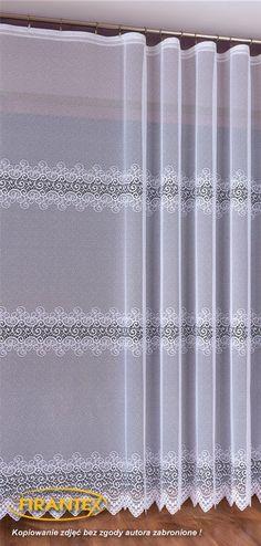 Firanka żakardowa w metrażu 001539 / wysokość 250cm | Sklep internetowy Firantex Curtains, Shower, Home Decor, Rain Shower Heads, Blinds, Decoration Home, Room Decor, Showers, Draping