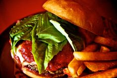 wasabi ketchup recipes dishmaps japanese burgers with wasabi ketchup ...
