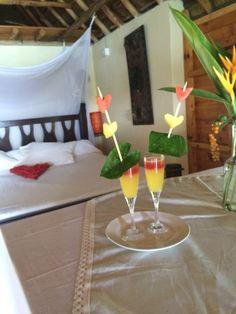Honeymoon cottage in Holland Park Resort