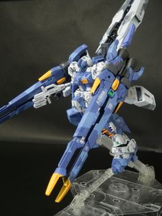 Prototype GM Psycommu Titans Custom- Photoreview No.18 LArge Size Images